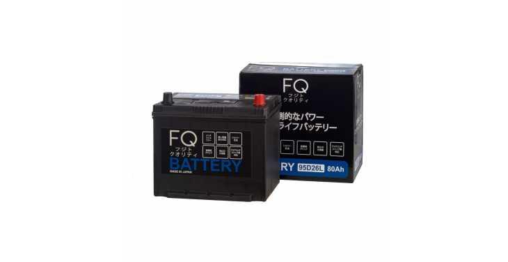 Аккумулятор FQ 95D26L