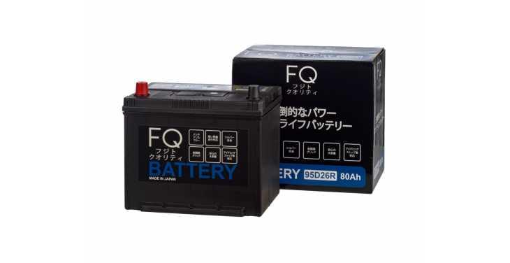 Купить Аккумулятор FQ 95D26R в Хабаровске