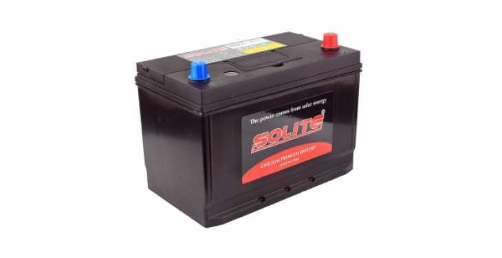 Купить Аккумулятор Solite 115D31L в Хабаровске