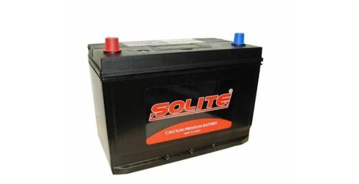 Купить Аккумулятор Solite 115D31R в Хабаровске