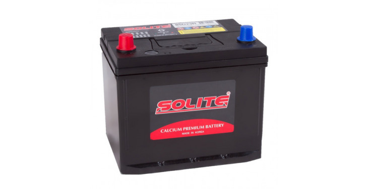 Купить Аккумулятор Solite 85D23R в Хабаровске