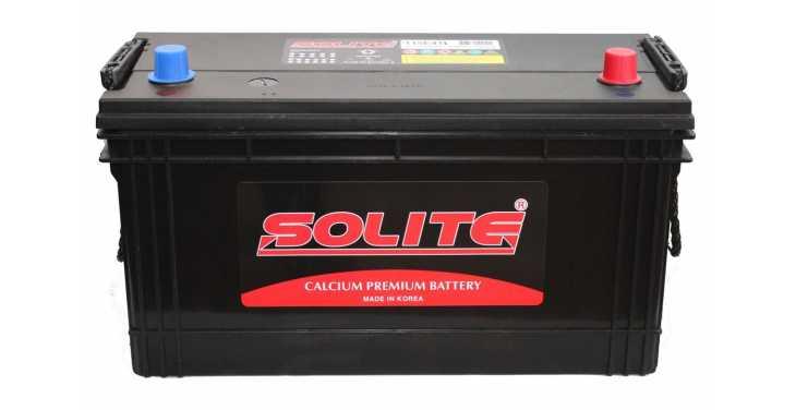Купить Аккумулятор Solite 115E41R в Хабаровске