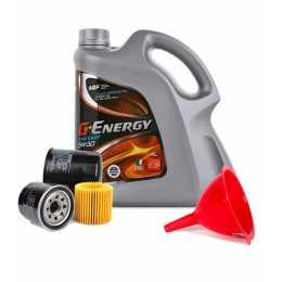 Моторное масло G-Energy 5W30 + Бесплатная замена